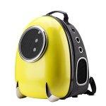 Cloverpet-C0203-Innovative-Fashion-Bubble-Pet-Travel-Carrier-Backpack-for-Cats-Dogs-Puppy-Yellow-134-LX13-WX169-H-0-0