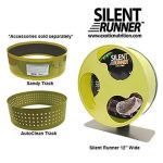Exotic-Nutrition-Silent-Runner-12-Wide-Exercise-Wheel-Cage-Attachment-0-2