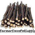 FarmerDavePetSupply-40-Apple-Thin-CHEW-Sticks-for-Small-Animals-0
