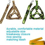 Fashionable-Adjustable-Dog-Cat-Pet-Harness-and-Leash-Set-for-Dogs-Cats-Pets-0-0