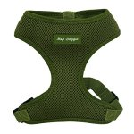 Hip-Doggie-Ultra-Comfort-Dog-Harness-Vest-Small-to-Large-Dogs-Puppy-to-Senior-Pet-No-Pull-Collar-Adjustable-Heavy-Duty-Strap-Safety-Great-Training-Portable-0