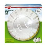 Kaytee-Run-About-Ball-Mega-Clear-13-Inches-0