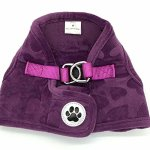 Lanyar-Fleece-Soft-Vest-Harness-No-Pull-Harness-for-Cat-Dog-PetSize-Runs-SmallerSmall-fits-Pets-2-4-PoundMedium-6-10-PoundLarge-10-14-Pound-0