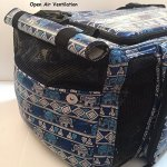 Large-PU-Leather-Thailand-Classic-Blue-Elephant-Style-Puppy-Kitten-Sugar-Glider-Birds-Prairie-dog-Chinchillas-Small-Pet-Travel-Cage-Shoulder-Bag-Kennel-Carrier-By-Polar-Bears-Republic-0-2