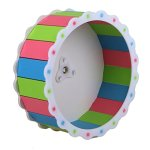 MMdex-Colorful-Pet-Exercise-Running-Wheel-Toy-with-75-Diam-for-Hamster-Mouse-Rat-Mice-0