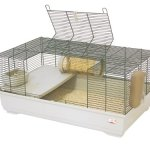 Marchioro-Goran-82-Cage-for-Small-Animals-3225-inches-BeigeGreen-0