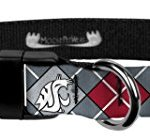 Moose-Pet-Wear-Dog-Collar–Washington-State-University-Adjustable-Pet-Collars-Made-in-The-USA–1-inch-Wide-0
