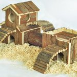 Niteangel-Natural-Living-Tunnel-System-Small-Animal-House-0-0