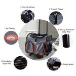 PAWISE-Pet-Trolley-Bag-Rolling-Pet-Travel-Carrier-Pet-Carrier-with-Wheels-0-0