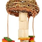 Paradise-Basket-Twister-Pet-Toy-6-by-12-Inch-0-0