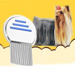 Pet-Grooming-Glove-ElecNova-Pet-GroomingBathing-Brush-Grooming-Mitt-Hair-Remove-Dematting-Brush-for-Your-Dog-CatHorse-Bunnie-Easy-CleanComfortable-Massage-for-Long-and-Short-Hair-0