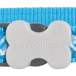 Red-Dingo-DC-FN-TQ-25-Flanno-Dog-Collar-Large-Turquoise-0-0