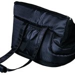 Trixie-36211-riva-Bag-Pet-Carrier-Nylon-26-x-30-x-45-Cm-Black-0