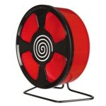 Trixie-Exercise-Wheel-28cm-Dia-colours-May-Vary-0