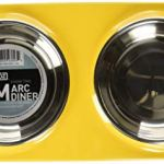Wetnoz-23893-Arc-Diner-for-Pets-Small-Sun-0-0