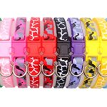 YOY-12-pcsset-Soft-Nylon-Puppy-Whelping-ID-Collars-Adjustable-Reusable-Washable-Baby-Dog-ID-Bands-Pet-Identification-for-Breeders-Neck-8-14-0-11