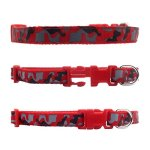 YOY-12-pcsset-Soft-Nylon-Puppy-Whelping-ID-Collars-Adjustable-Reusable-Washable-Baby-Dog-ID-Bands-Pet-Identification-for-Breeders-Neck-8-14-0-14