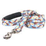 Yellow-Dog-Design-Bacon-and-Eggs-EZ-Grip-Dog-Leash-with-Comfort-Handle-0