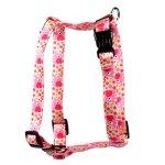 Yellow-Dog-Design-Pink-Elephants-Roman-Style-H-Dog-Harness-0