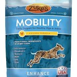 Zukes-Enhance-Mobility-Chicken-Formula-Functional-Dog-Chews-5-oz-x-2-pack-Pouch-0
