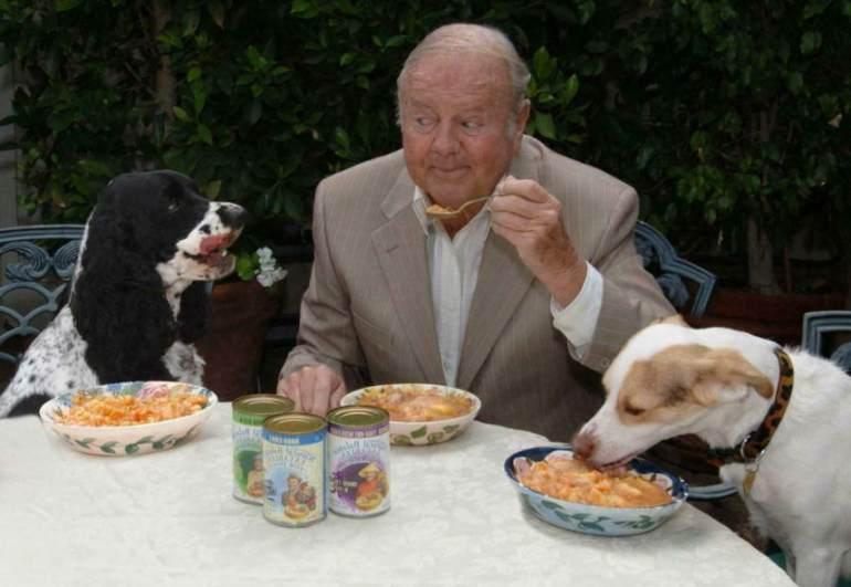 Dick Van Patten Dog Food