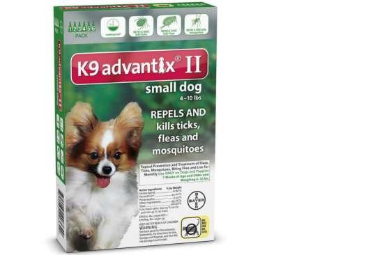 K9 Advantix Small Dog