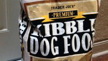 Trader Joe's Dog Food