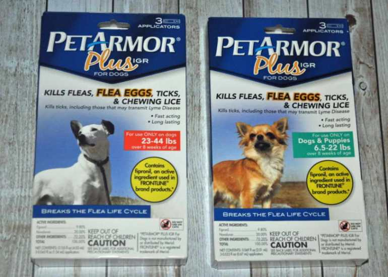 Petarmor Plus For Dogs