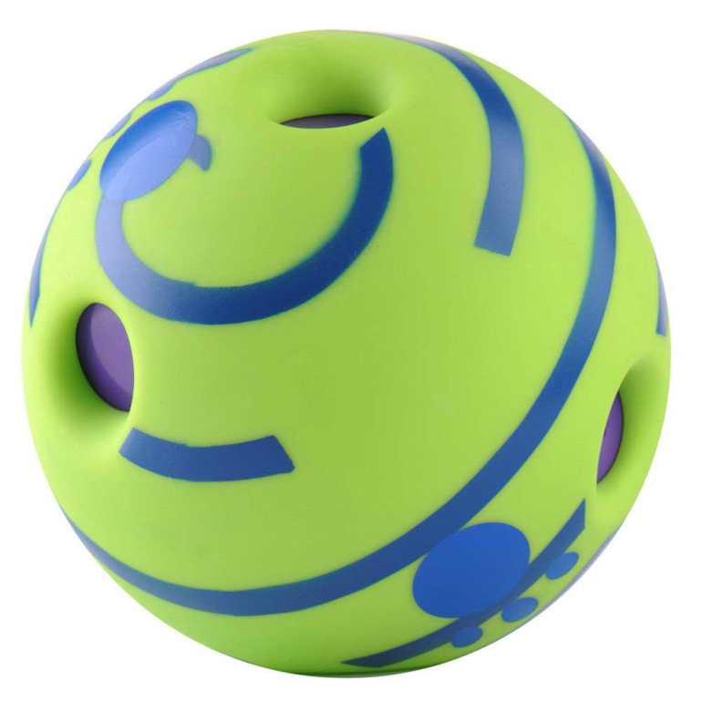 Wobble Dog Toy