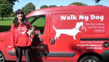Dog Walking Companies Near Me