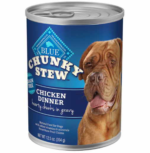 Nature's Recipe Dog Food Barcode
