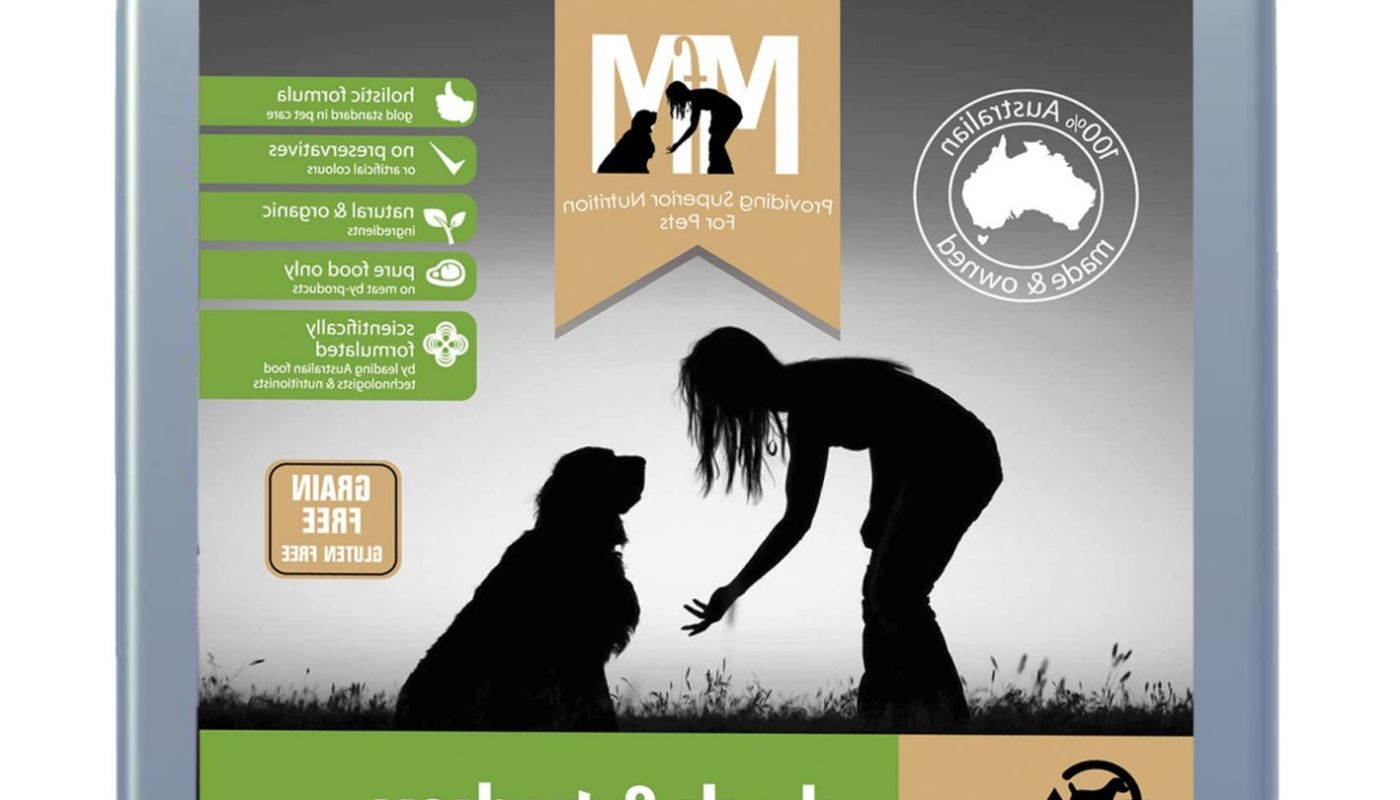 Question about grain free dog food 20kg