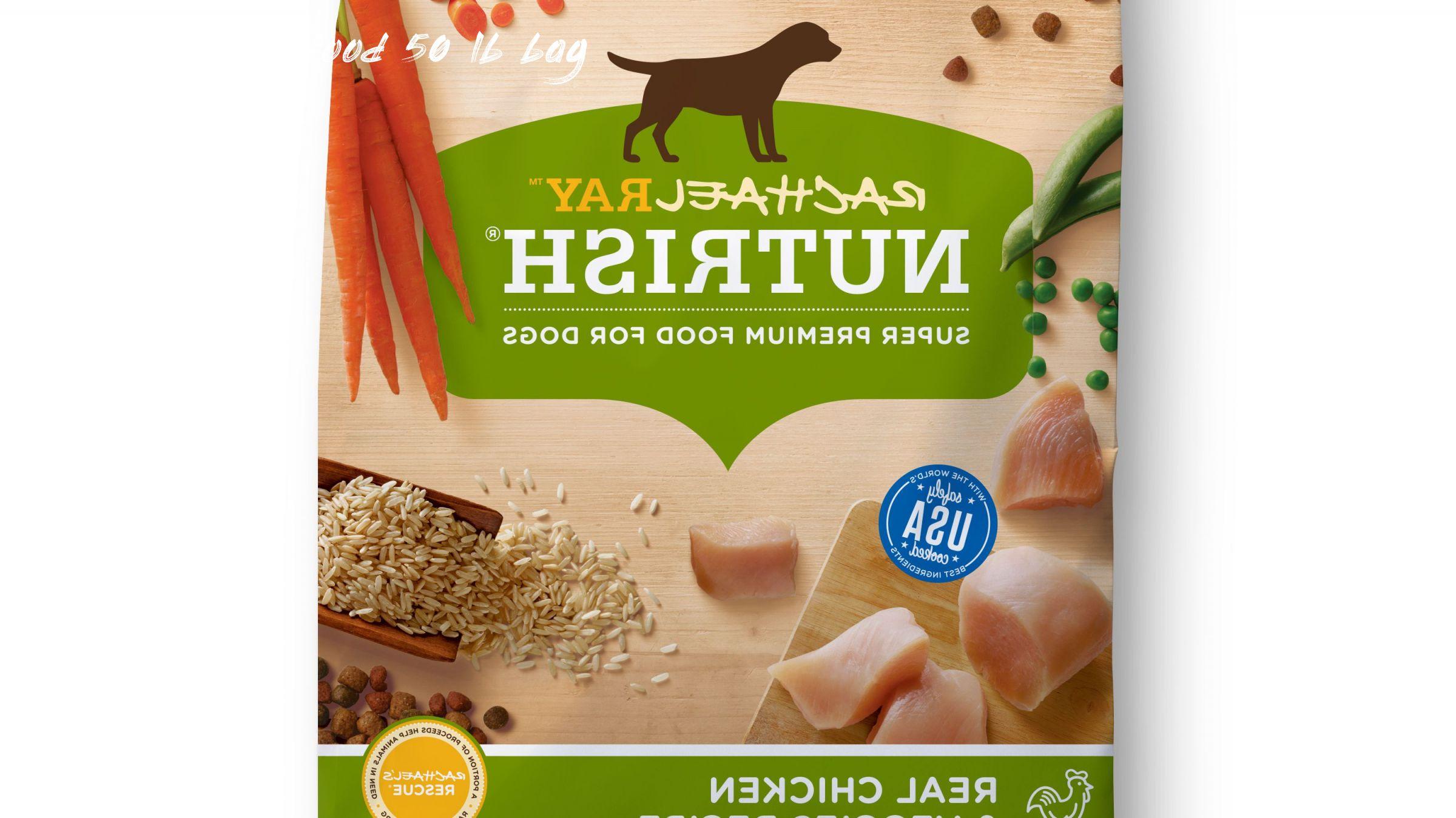 Information about grain free dog food 50 lb bag