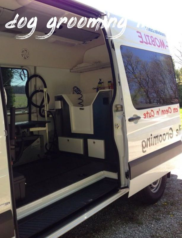 Dog Grooming Mobile Vans Price