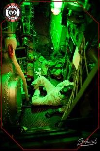 Things gone bad in the reactor. Photo: John-Paul Bichard (CC-NC-ND)