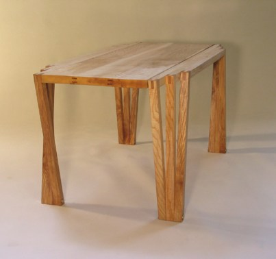 Three Batten Table