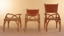 Variations on a theme. Treble Zero Chairs