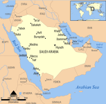 Arabiska_halvön_karta