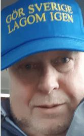 Pettersson tycker Sverige ska bli lagom igen.