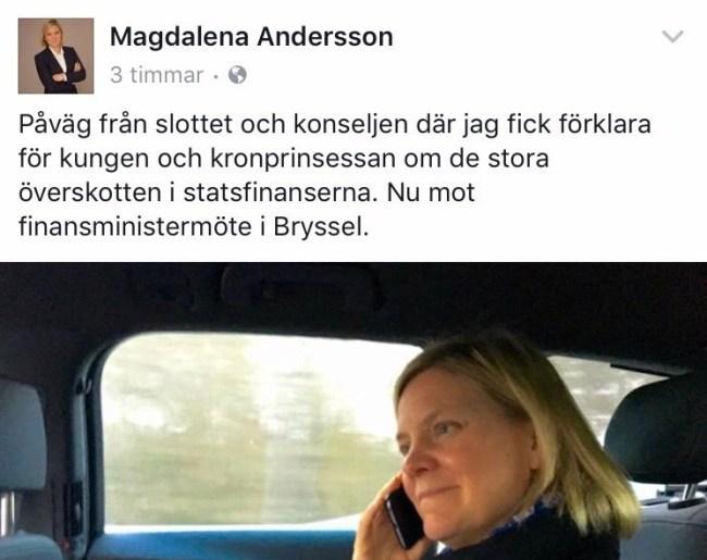 Magdalena tweet