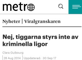 Metro Tiggeri