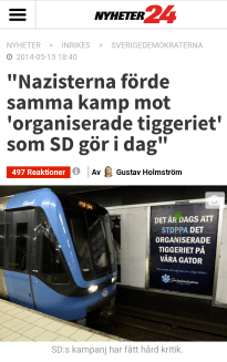 Nyheter24 tiggeri