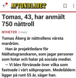 Aftonbladet Näthatsgranskaren