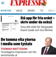 Expressen fria ordet