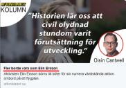 Oisin_Cantwell_civil_olydnad_