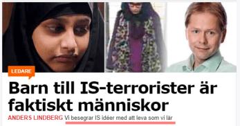 Aftonbladet_Anders_Lindberg_barn_terrorister_