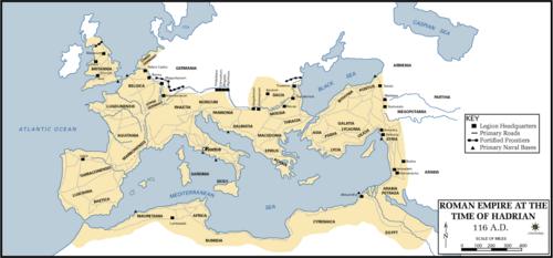 Hadrianus imperium