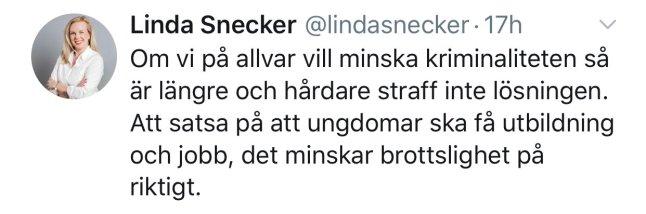 Linda Snecker