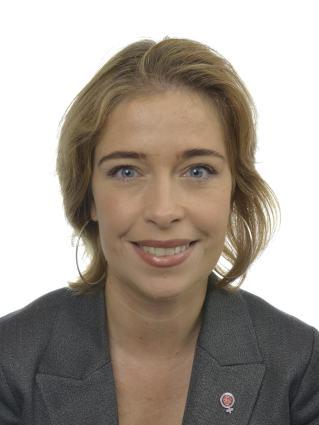 Annika Strandhäll, pressbild