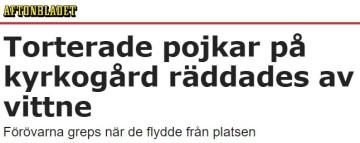 Aftonbladet Tortyr pojkar